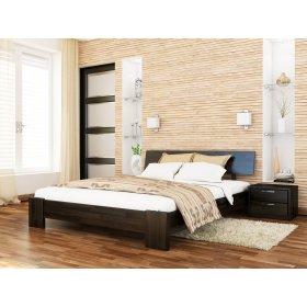 Кровать Титан 180х190 из щита бука