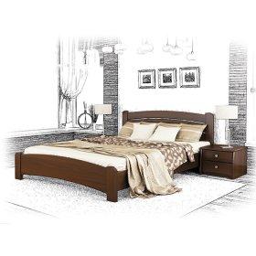 Ліжко Венеція люкс 160х200 з бука щита