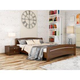 Деревянные кровати Эстелла полуторные из Бука: купить, цены в магазине МебельОК