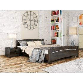 Кровать из бука Венеция люкс 160х200