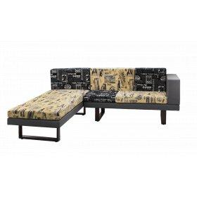 Мягкий угловой диван London