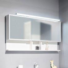 Шкафчик зеркальный МС-Butterfly