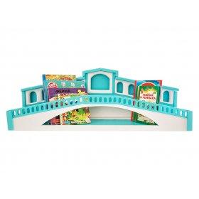 Книжная полка Rialto Bridge Tiffany
