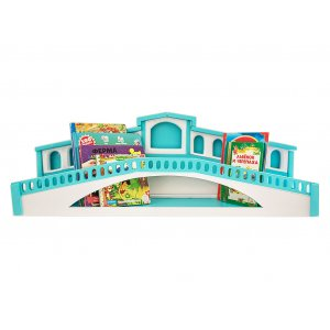 Книжная полка Rialto Bridge Tiffany