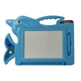 Доска для рисования Дельфин Blue