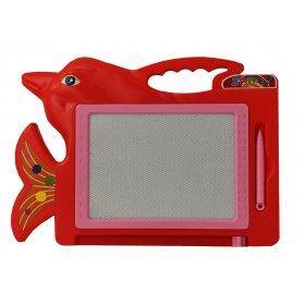 Доска для рисования Дельфин Red
