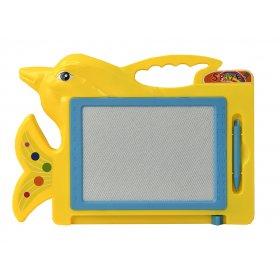 Доска для рисования Дельфин Yellow
