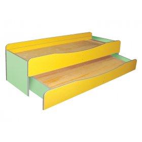 Кровать детская 2-ярусная (без матраса)