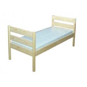 Кровать детская деревянная (сосна)