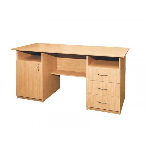 стол письменный 2 тумбовый