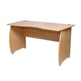 Стол письменный (столешница фигурная)