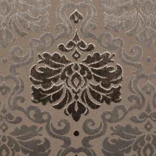 Ткань велюр Дафна основа-1-1527