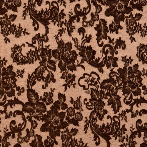 Ткань Микрошенилл, жаккард Фиджи-15101 плейн