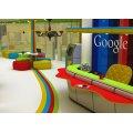 Оригинальный интерьер офисов Google