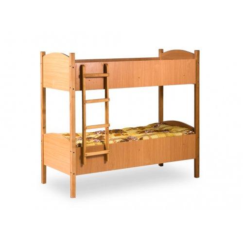 Кровать детская двухъярусная 60х140