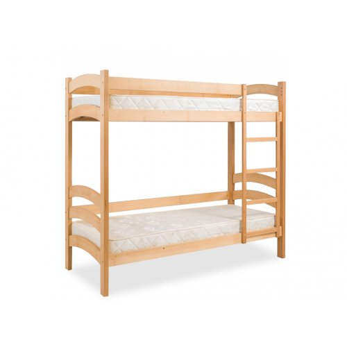 Кровать двухъярусная подростковая 80х190