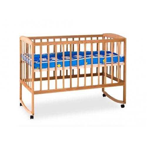 Кровать детская с дугами на колесах