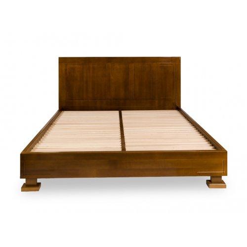 Кровать двуспальная тонированная