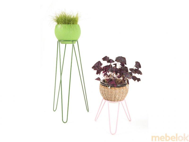 Підставка для квітів Flora High від фабрики Hairpinlegs UA