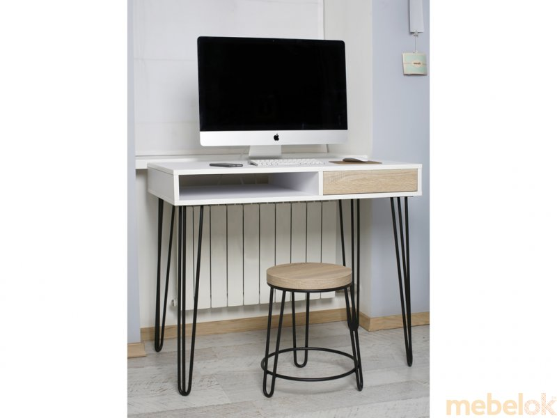Стіл Desk Pro 1200 від фабрики Hairpinlegs UA