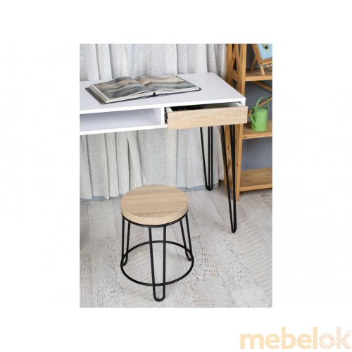 Стіл Desk Pro 1200 з іншого ракурсу