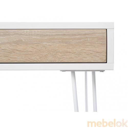 комп'ютерний стіл з виглядом в обстановці (Стіл Desk Pro 1200)