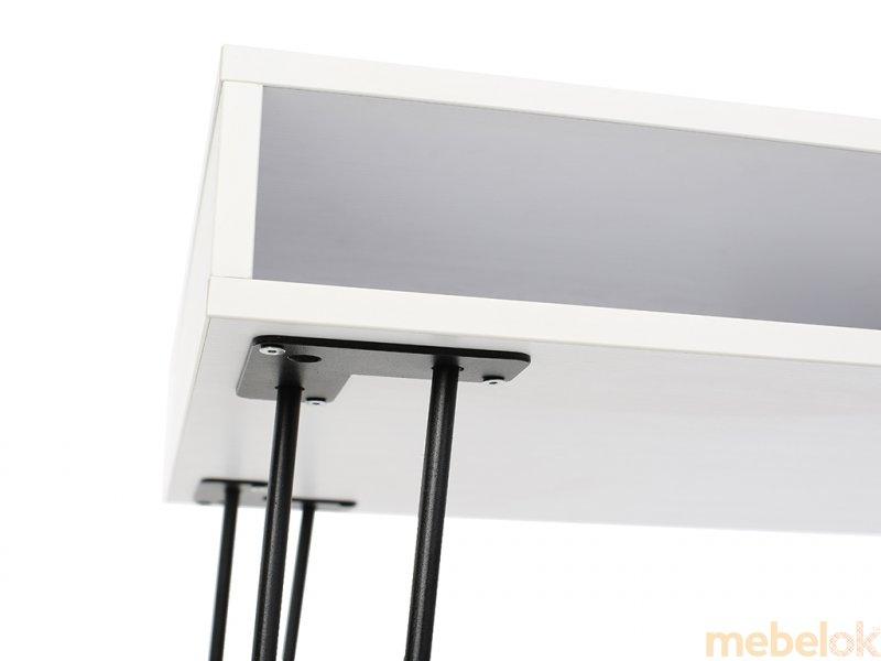 Стіл Desk 1000 від фабрики Hairpinlegs UA