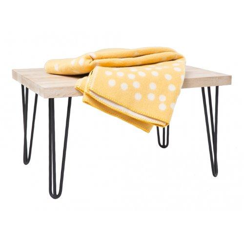 Стол SQUARE 800х600 3ROD SMALL