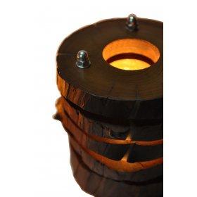 Настольная лампа Woodlamp Secret