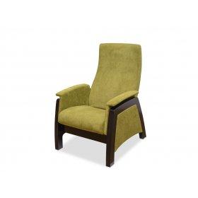 Кресло Глайдер зелёное