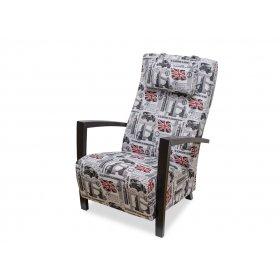 Кресло Мюнхен принт