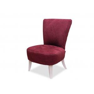Кресло Квадро 2 бордо