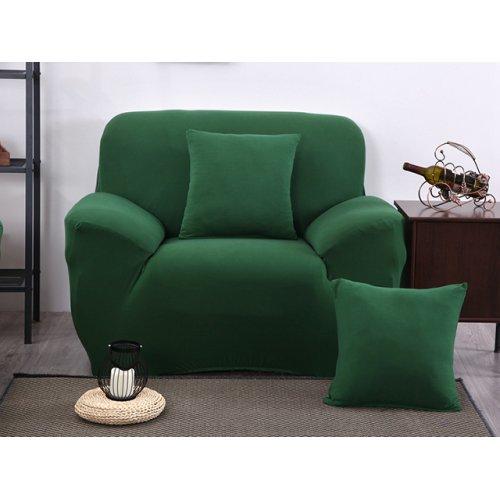 Чехол на кресло универсальный HomyTex зеленый