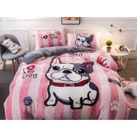 Постельное белье Bulldog евро размер 200х230