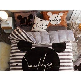 Постельное белье Mickey Mouse евро размер 200х230