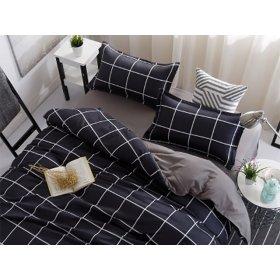 Полуторное постельное белье Gray dreamer 150х200