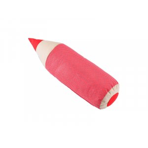 Подушка декоративная Карандаш красный