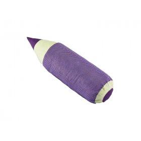 Подушка декоративная Карандаш фиолетовый