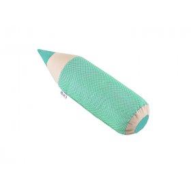 Подушка декоративная Карандаш ментоловый