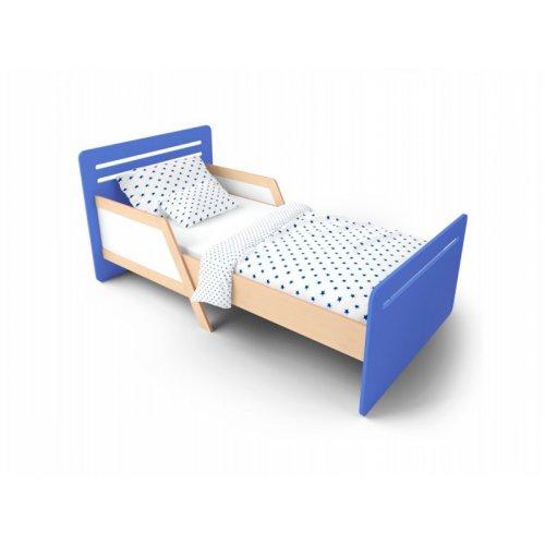 Кровать Colors индиго 90х190