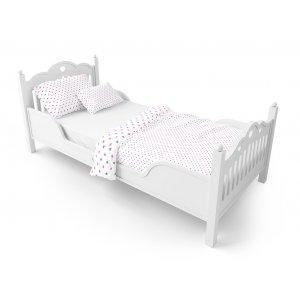 Кровать leChik белая 90х190