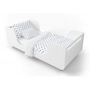 Кровать Wave белая