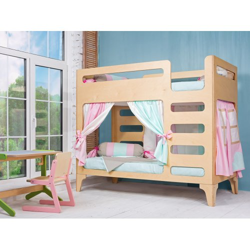 Кровать двухъярусная Cubed 80х160