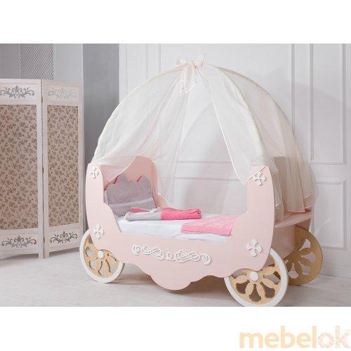 Кроватка Grand cab (карета)