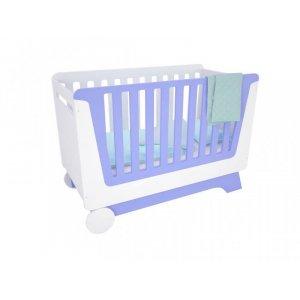 Кроватка Nova Kit со съемной спинкой, колесами и ящиком