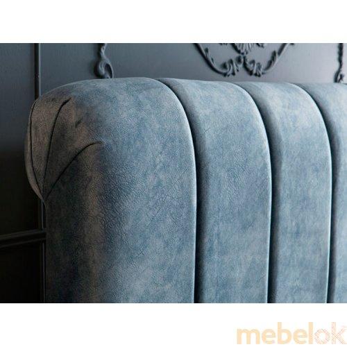 кровать с видом в обстановке (Кровать Indivani Nevada base 160x200)