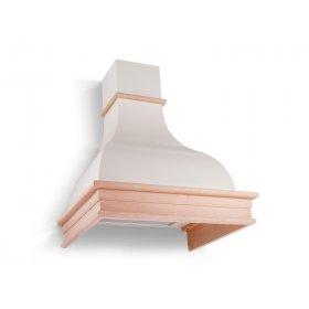 Вытяжка купольная с деревянным кантом Provence AV A/60 Neutral