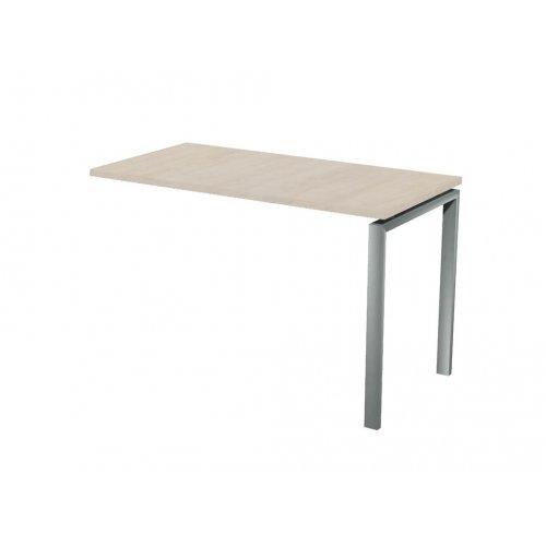 Стол приставной опора трио OS 3 75х135х60