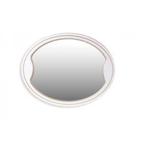 Зеркало навесное Вольтера в овальной рамке