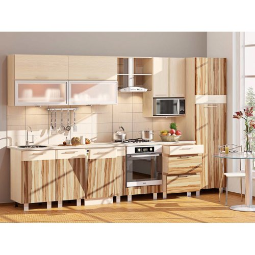 Кухня-101 Софт Комби 3,4 м